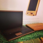 iameco's wonderful sustainable wooden computers.