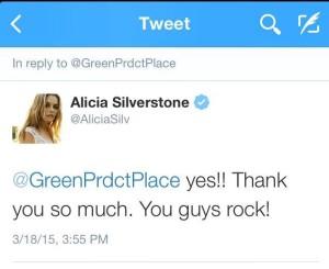 alicia tweet
